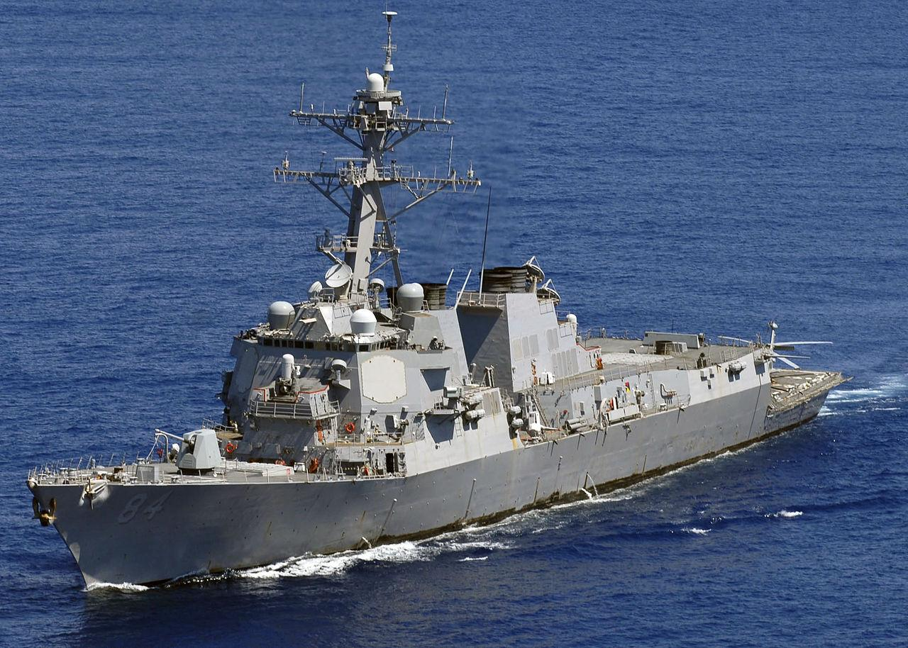 Arleigh Burke DDG 51 Destroyer