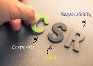 Tanggung jawab sosial perusahaan. (Shutterstock)