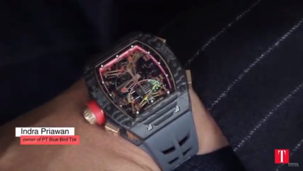 Richard Mille 50-01 Lotus Edition