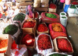 Pedagang Pasar (Shutterstock)